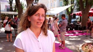 Čejen Černić, redateljica filma