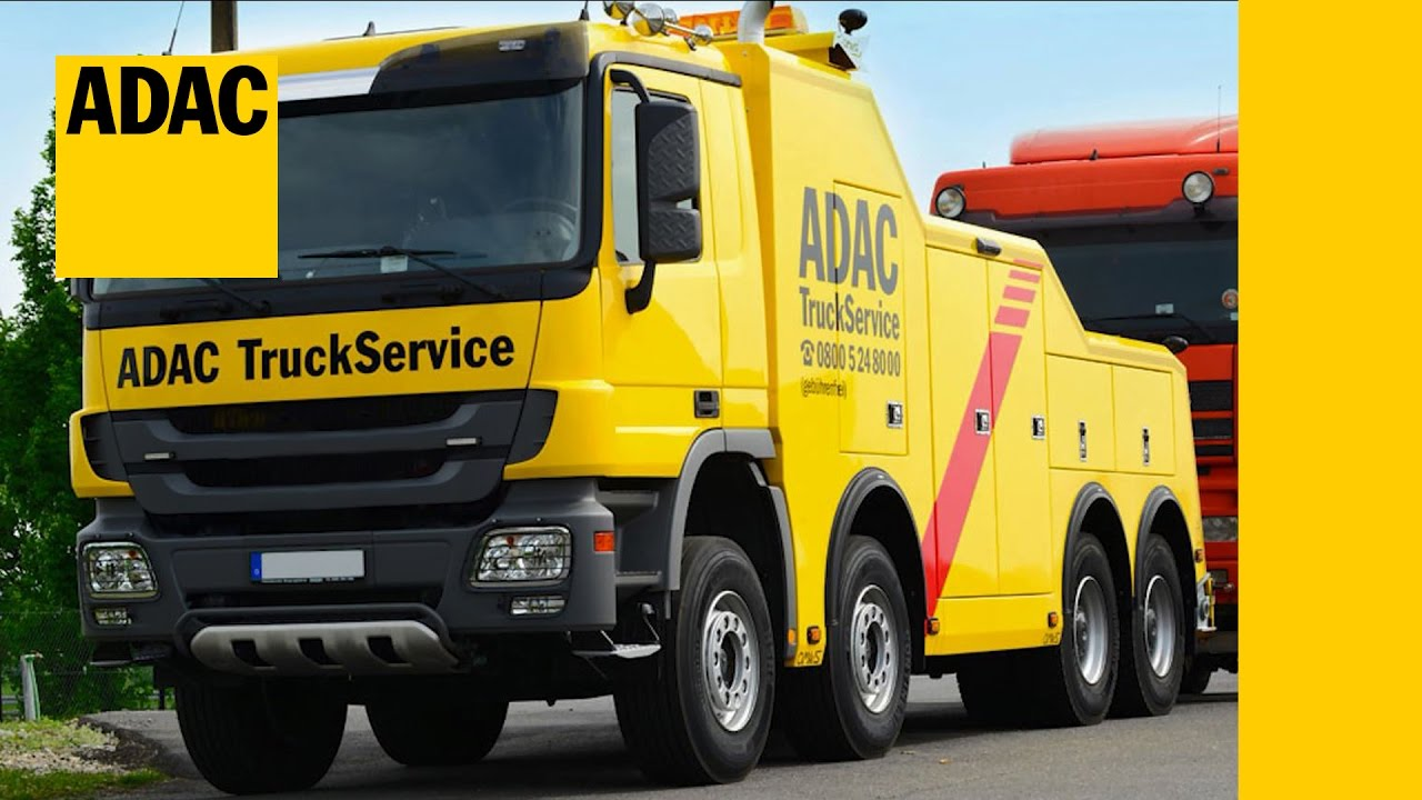 ADAC TruckService I ADAC 2017 - YouTube