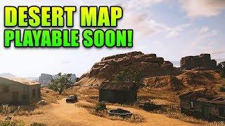 PUBG Desert Map Next Patch! - This Week in Gaming