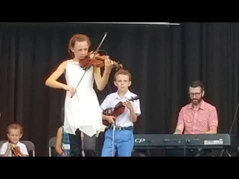 Leahy Family fiddlers-Irish