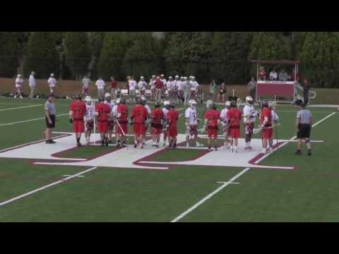 Greater Atlanta Christian School Varsity Mens Lacrosse vs Holy Innocents' Episcopal School, 2013