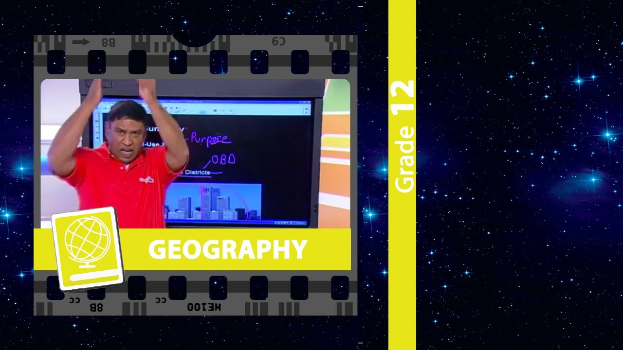 Mrs Mason's Geography: Grade 12
