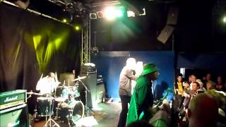 Banana Splits by The Dickies live at the O2 Academy Newcastle 16 08 2014