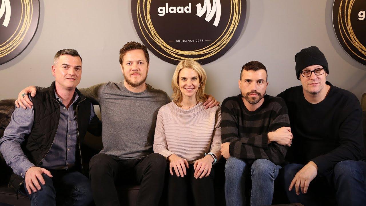 GLAAD At Sundance: Dan Reynolds of Imagine Dragons Will ...Dan Reynolds Imagine Dragons 2014