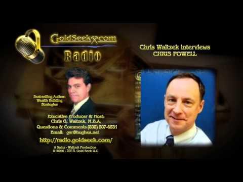 GSR interviews CHRIS POWELL - March 13, 2015