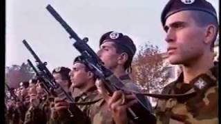Brigata Paracadutisti Folgore giuramento 11/94
