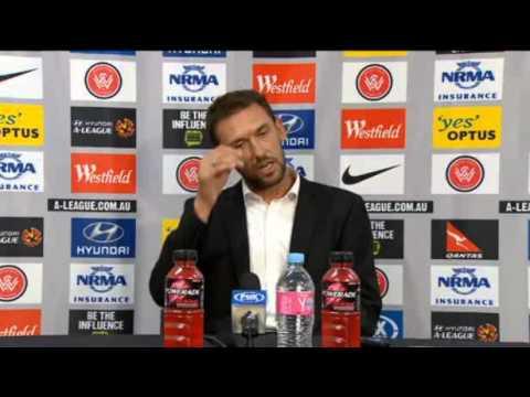 A-League Popovic Has Confidence