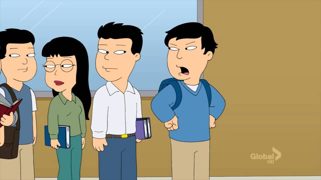 Family guy asian lady