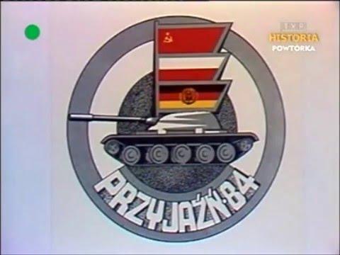 PRL 1984.03.01 Rząd zwalcza opozycję. Armia NRD. Tłusty czwartek