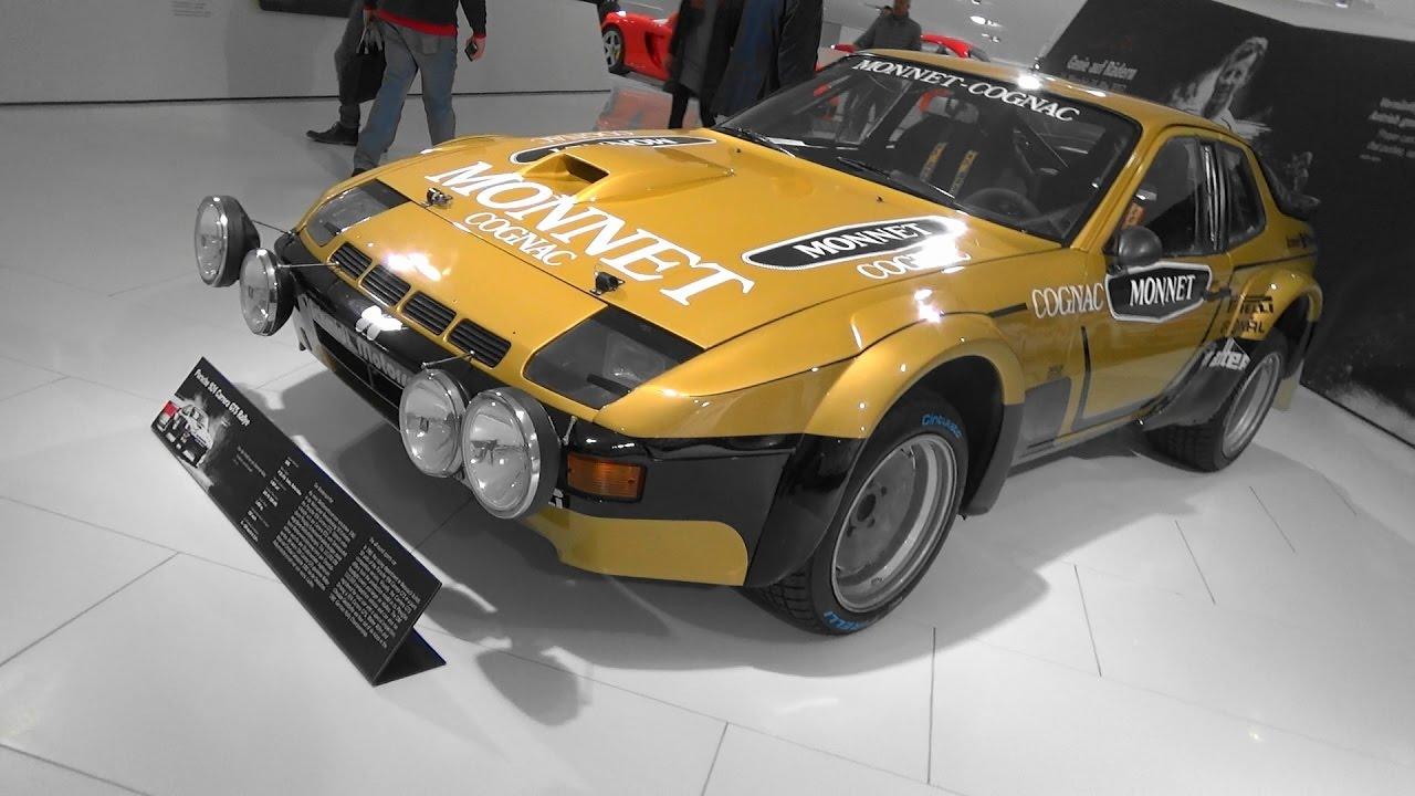 Porsche 924 Carrera Gts Rallye Walter R 246 Hrl Genie Auf