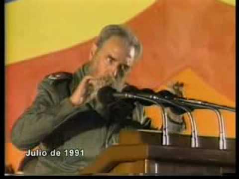 FIDEL CASTRO - Discurso Sobre La Desintegración De La Union Sovietica
