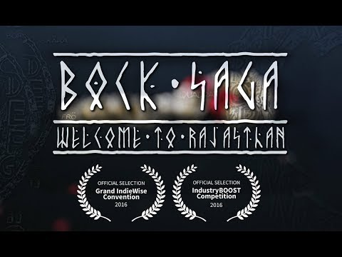 Bock Saga - Welcome to Rajasthan (Movie, 2016)