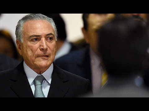 Brazil's Corrupt Politicians, Media and the Courts in Cahoots