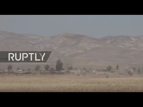 LIVE from Mosul suburbs as anti-IS operations continue