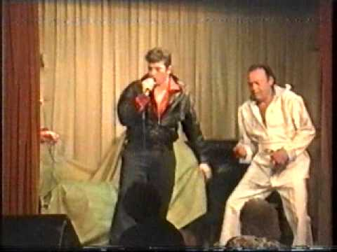 Suspicious Minds - Rick Anthony- from 'The Wonder Of Elvis' 1991.