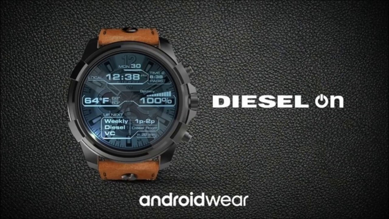 fa0ae351f8e Why New Diesel ON Smartwatch 2 is worth  350!! - YouTube