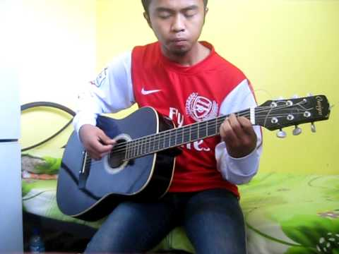 Buka Hatimu - Armada (Guitar cover)