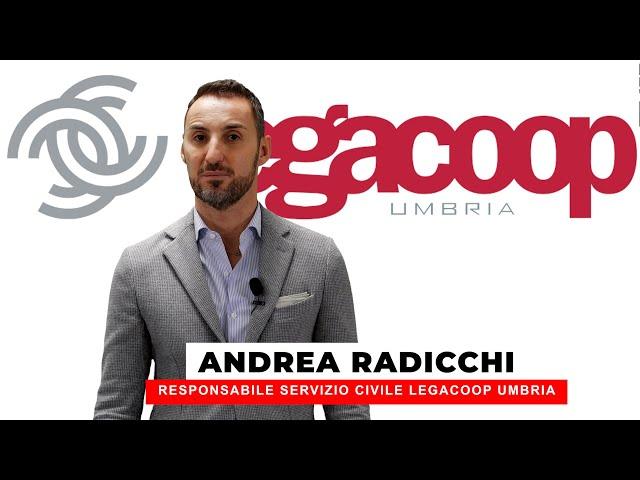 Servizio civile universale 2020 Legacoop Umbria Magazine