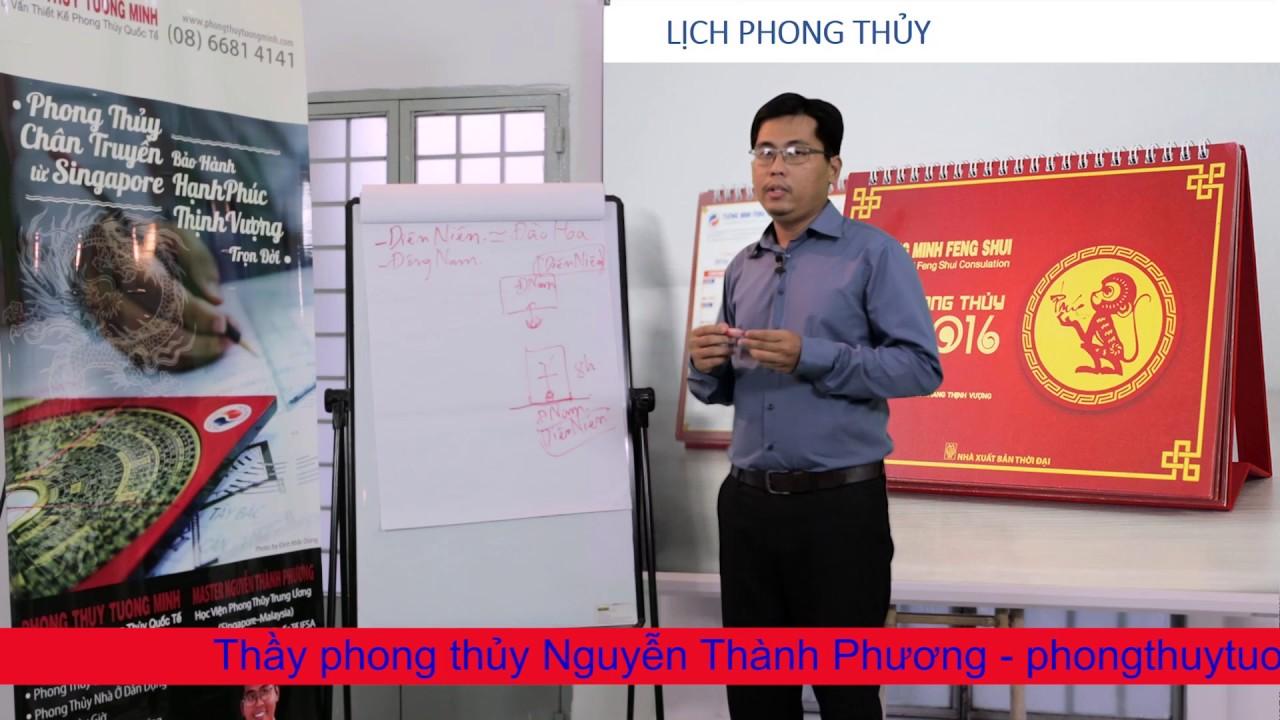 Phong Thủy và Tình Yêu -Thầy Phong Thủy Nguyễn Thành Phương (P1)