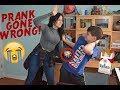 SMOKING PRANK ON SISTER GONE WRONG SHE CRIED mp3