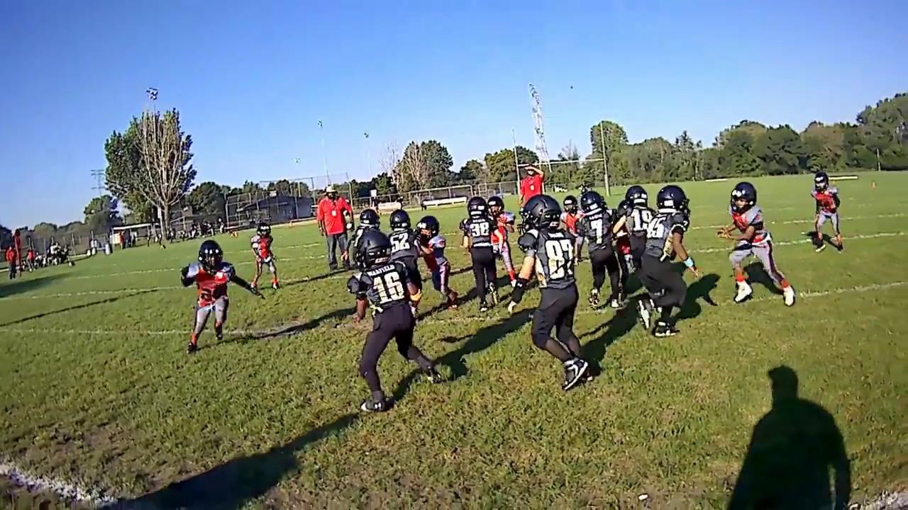 7c1771bde Plainfield Saints Tiny Mites 2018 Game 4 - YouTube