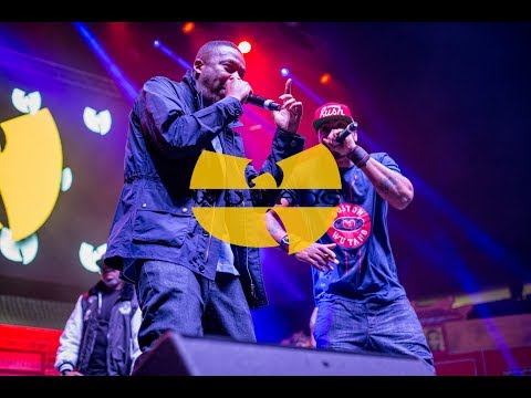 Enter The Wu-Tang (36 Chambers) 25th Anniversary Tour - Tsongas Center - Boston - 11.2.18 Mp3