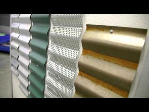 Corrugated Sheet Varieties Amp Applications Industrial