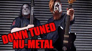 8 Down Tuned Nu-Metal Guitar Riffs 7 String