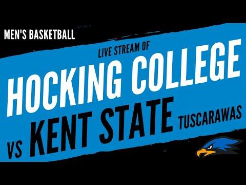 Hocking College vs. Kent State Universit Mens' Basketball