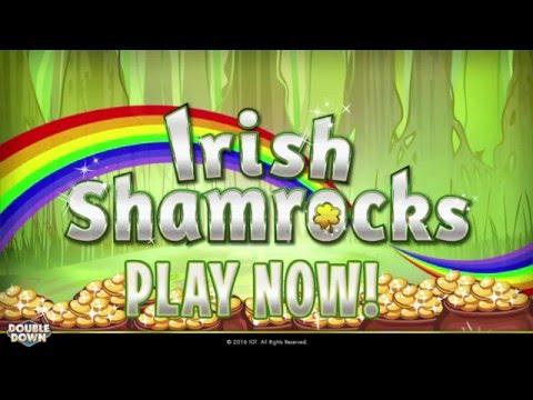 Free Slots | Irish Shamrocks At DoubleDown Casino
