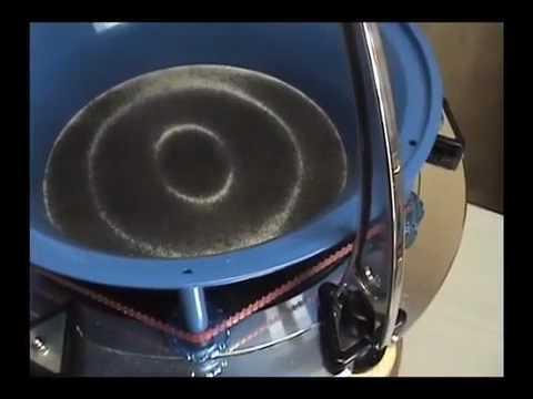 STEVEN HALPERN Cymatic Imagery of Sacred Chant rec...
