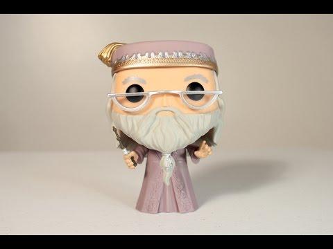 Funko POP Harry Potter 04 Albus Dumbledore Silente