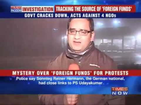 2012-02-29 Mystery over German Rainer Hermann Sonntag - India - TIMESNOW.tv