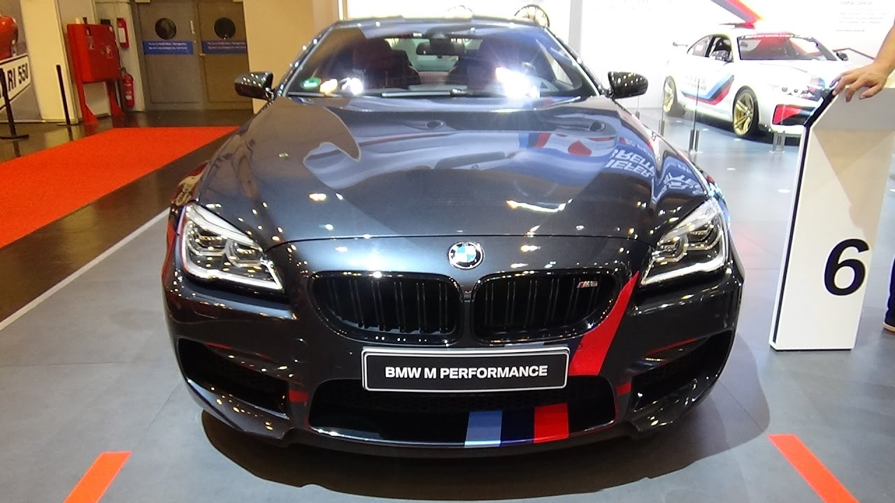 2017 Bmw M6 Coupé Performance Exterior And Interior Essen Motor Show 2016 You