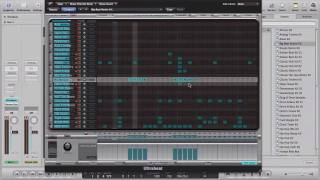 Logic 9 Tutorial: Ultra Beat. How to use it