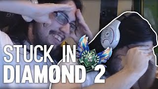 Imaqtpie - FROM RANK ONE TO DIAMOND TWO