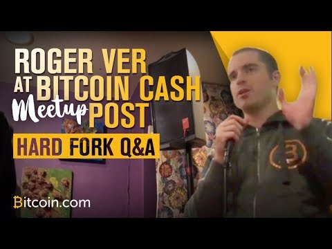 Roger Ver Discusses the Bitcoin Cash Fork & Future - Bitcoin