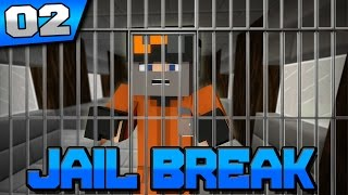 Minecraft: JAIL BREAK! - EP02 - Earning Money! (BCJ)