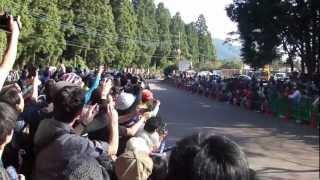 ジャパンカップ2012 バッソVSマーティンラストスプリント