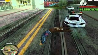 GTA San Andreas B13 NFS - Parkour