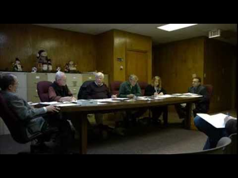 Brecknock Township Board of Supervisors 1-14-2014