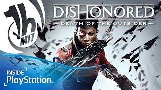 Dishonored: Der Tod des Outsiders – Schleichen am Limit im Standalone DLC  1Stunde mit  PS4 Gameplay