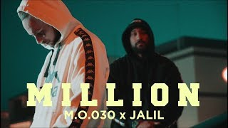 M.O.030 ft. JALIL - MILLION (PROD. MYVISIONBLURRY)