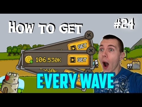 ► Grow Castle | #24 | How to get more GOLD! More Ads!