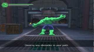 The Hulk 2003 Gameplay [HD]