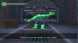 The Hulk 2003 Gameplay [HD]
