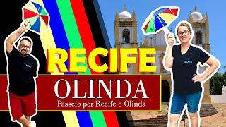 RECIFE E OLINDA CIDADES DO CARNAVAL
