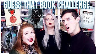GUESS THAT BOOK CHALLENGE