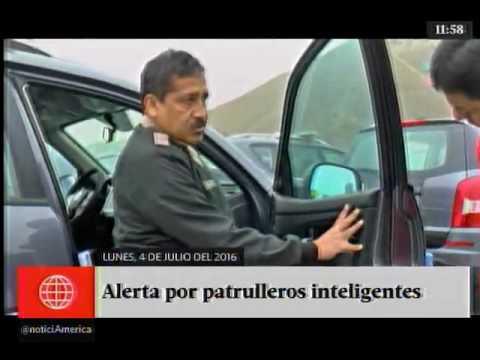 América Noticias: [TITULARES MEDIODIA 04/07/16]