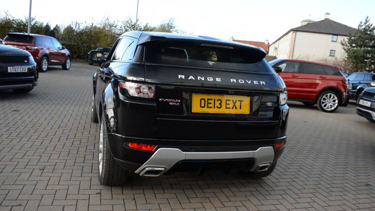 pentland land rover land rover range rover oe13ext evoque. Black Bedroom Furniture Sets. Home Design Ideas